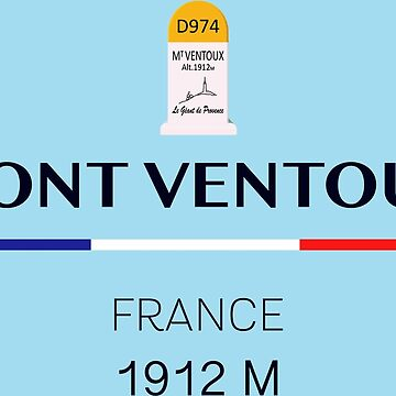 Mont Ventoux Climb by ballersnba