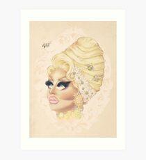 Trixie Beehive Art Print