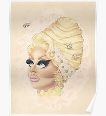 Trixie Beehive Poster