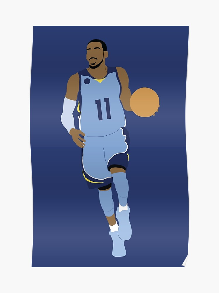 check out 0f045 0c7e3 Mike Conley Jr. | Poster