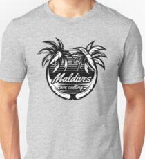 Maldives Unisex T-Shirt