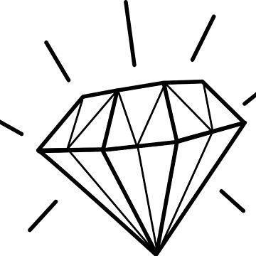 Diamond Tattoo by Crampsy