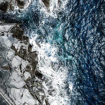 Skagerrak Costa - Fotografía Aérea de Nicklas81