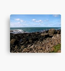 Giant's Causeway Canvas Print