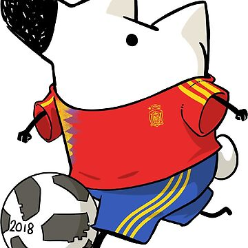 Spain FIFA Football / Soccer World Cup by xEver
