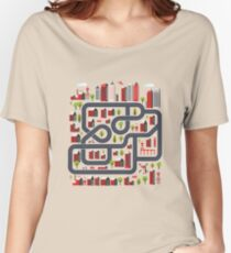Urban landscape Women's Relaxed Fit T-Shirt