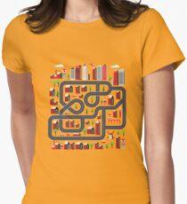 Urban landscape Women's Fitted T-Shirt