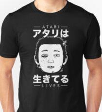 Atari Lives (black) Unisex T-Shirt