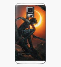 Shadow of the Tomb Raider. Case/Skin for Samsung Galaxy