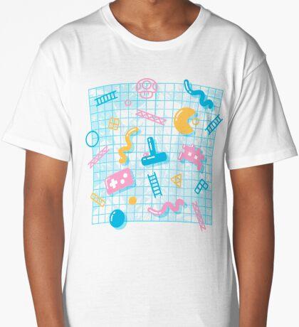 AESTHETIC GAMER Long T-Shirt