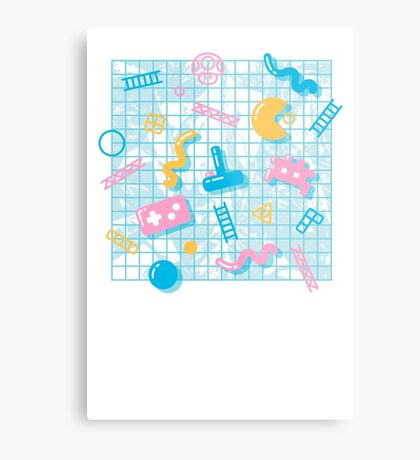 AESTHETIC GAMER Metal Print