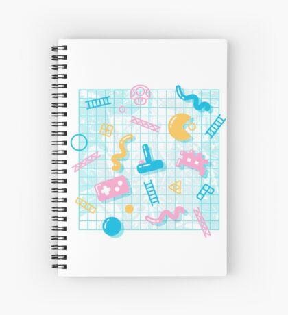 AESTHETIC GAMER Spiral Notebook