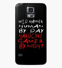 Hardcore Gamer by Night Case/Skin for Samsung Galaxy