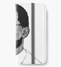 Black Man iPhone Wallet/Case/Skin