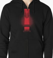 EXCLAMATION BOX! Zipped Hoodie