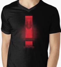 EXCLAMATION BOX! Men's V-Neck T-Shirt