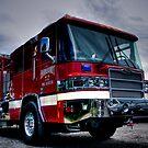 Fairmount Fire Dept. by Kasey Cline