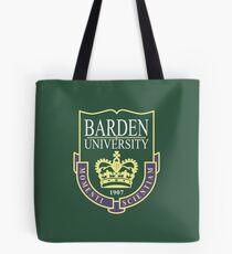 Barden University Tote Bag