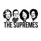 THE SUPREMES Supreme Court RBG Sotomayor Kagan Meme  by starkle
