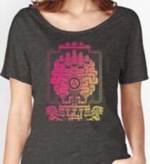 MAD OVERSEER Women's Relaxed Fit T-Shirt