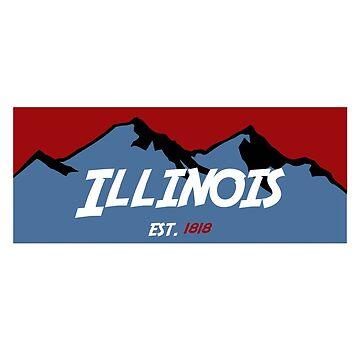 Illinois Mountains by AdventureFinder