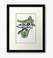 Masiakasaurus knopfleri Framed Print