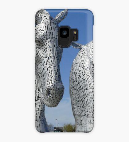 Kelpies t-shirts Case/Skin for Samsung Galaxy