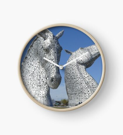 Kelpies t-shirts Clock