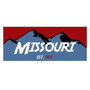 Missouri Mountains by AdventureFinder