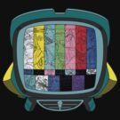 TV BOY by DREWWISE