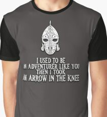 I Used to Be An Adventurer Like You... Graphic T-Shirt