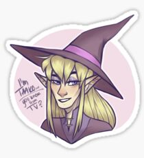 It's Taako from TV! Sticker