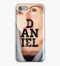 Daniel Sharman Teen wolf iPhone Case/Skin