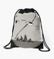 The 7th Sense Drawstring Bag