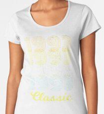 Born in 1993 Vintage Women's Premium T-Shirt