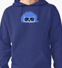 Wedgy is ... Berry Cool Pullover Hoodie