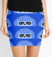 Wedgy is ... Berry Cool Mini Skirt