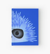 Wedgy is ... Berry Cool Hardcover Journal