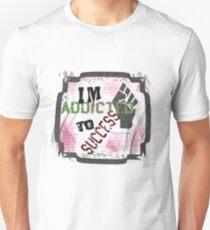 Success motivational quotes inspiration success quotes Unisex T-Shirt