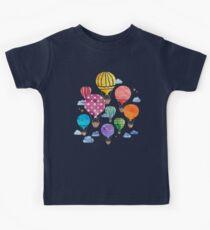 Hot Air Balloon Night Kids Clothes