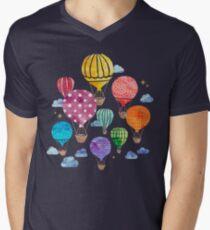 Hot Air Balloon Night T-Shirt