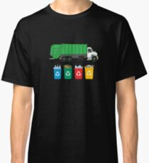 Recycle Garbage Classic T-Shirt