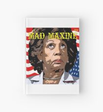 Mad Maxine Hardcover Journal