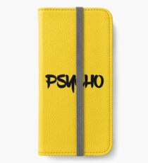 Post Malone Psycho iPhone Wallet/Case/Skin