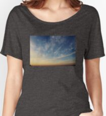 Twilight Sky Women's Relaxed Fit T-Shirt