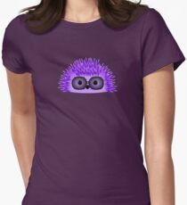 Redgy in her Currant Mood Women's Fitted T-Shirt