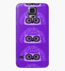 Redgy in her Currant Mood Case/Skin for Samsung Galaxy