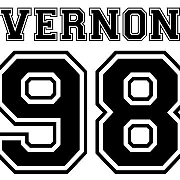 Vernon Jersey by rlamay17