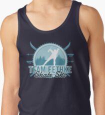 Team Fethke Skate Ski Tank Top