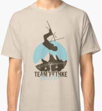 Team Fethke: Freestyle (Brown/Blue) Classic T-Shirt